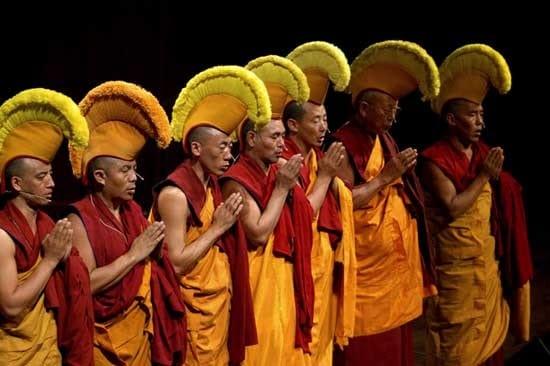 Tibet Budist Âyini