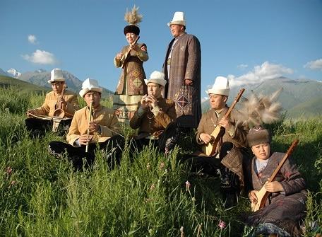 Kırgız Mistik Müziği