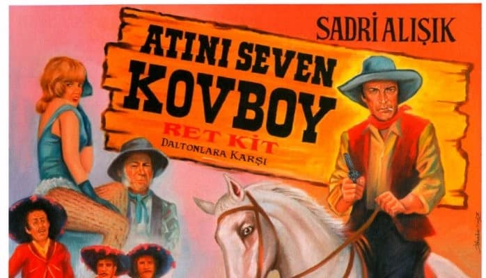 Lahmacun Western Movies