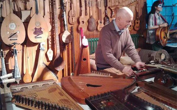 Türkiye'nin En Büyük Müzik Müzesi