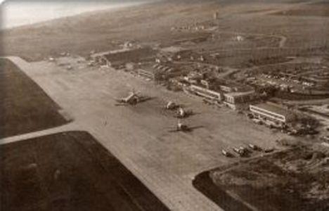 1953 Yesilkoy airport