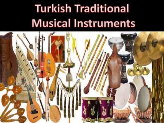 Turkish musical instruments