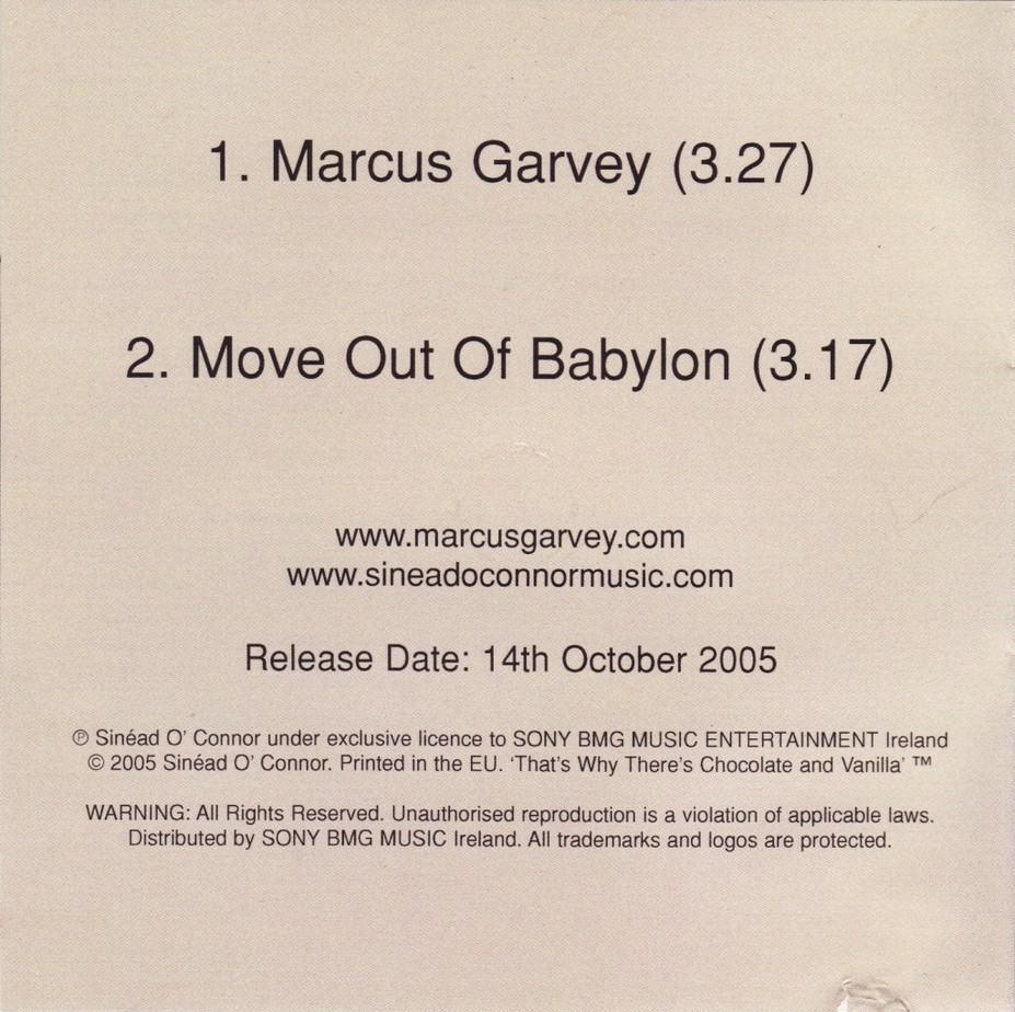 Örnek bir promo CD kapağı