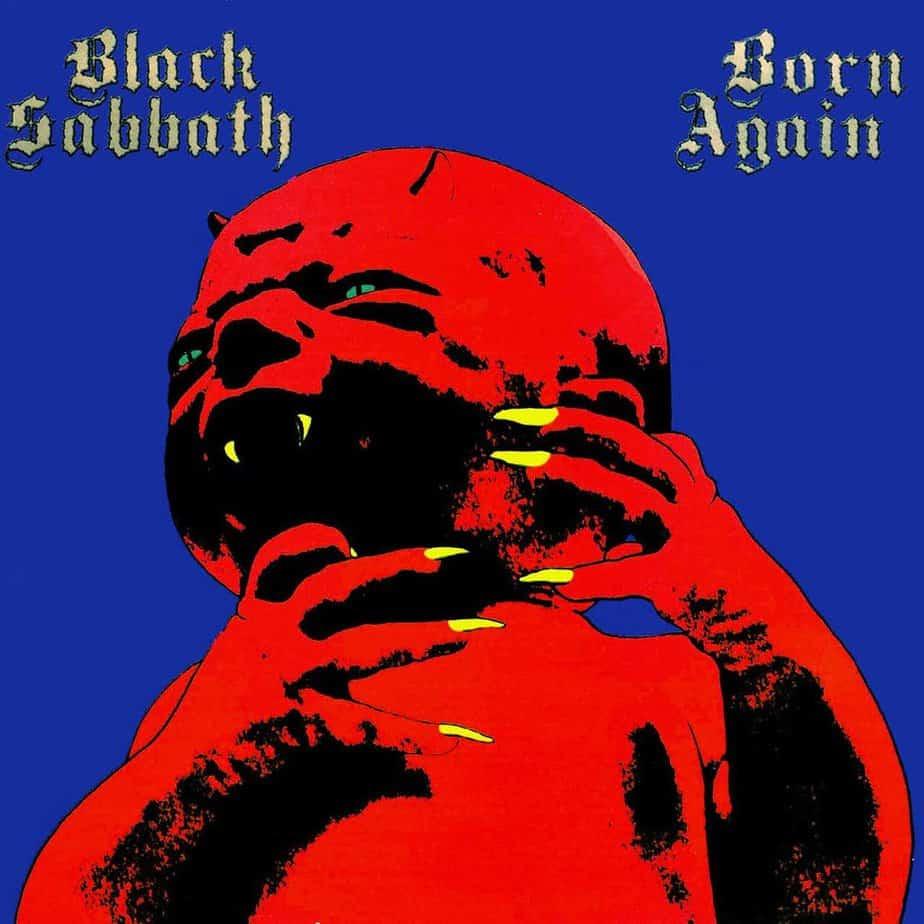 Born Again – Black Sabbath