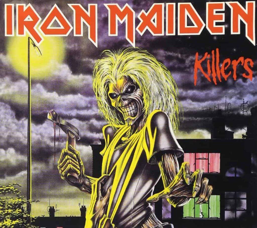 Killers – Iron Maiden