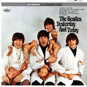 Yesterday & Today – The Beatles2