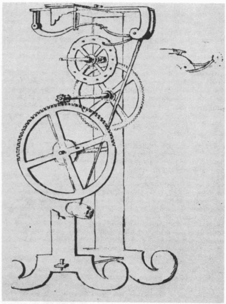 Galileo pendulum