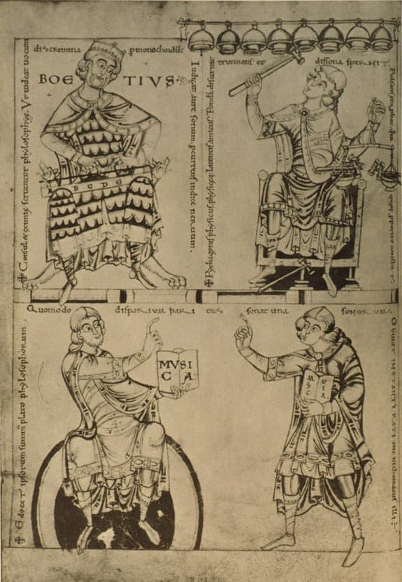 Boethius - Pythagoras