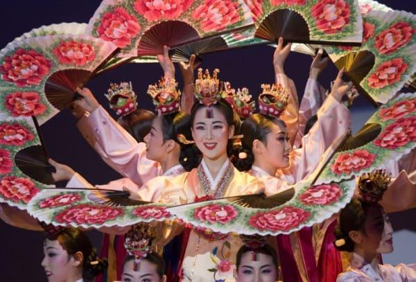 Kore Müziği ve Yerel Dansı